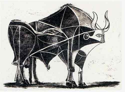 Stier Picasso